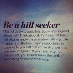 hill seeker