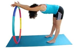 Thoracic Stretch.  Feels. SO. Good!